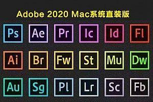 图片[1]-【2020破解版免费Adobe全家桶】ps、pr、ae、au等16款软件-嗨皮网(Hpeak.cn)